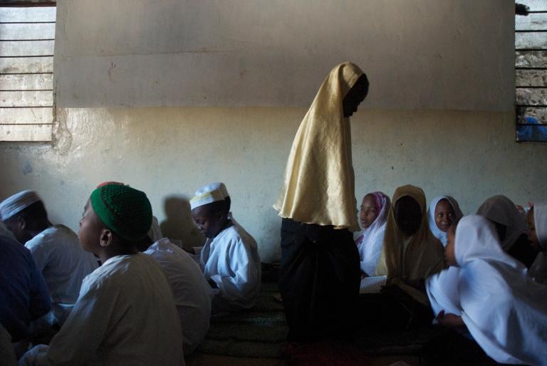 Madrasa girl